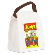 Junie #7 Canvas Lunch Bag