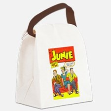Junie #7 Canvas Lunch Bag