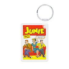 Junie #7 Keychains