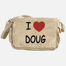 i heart doug Messenger Bag