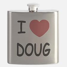 i heart doug Flask