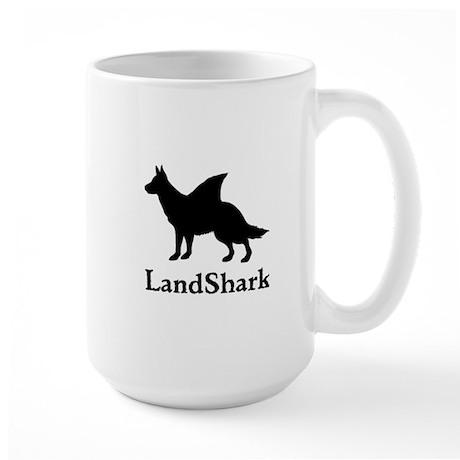 LandShark Large Mug