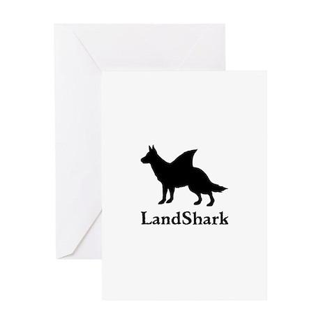 LandShark Greeting Card