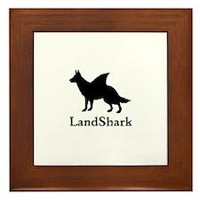 LandShark Framed Tile