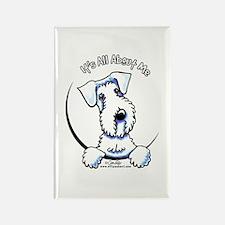 Sealyham Terrier IAAM Rectangle Magnet
