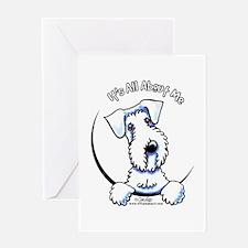 Sealyham Terrier IAAM Greeting Card