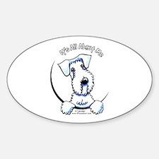 Sealyham Terrier IAAM Decal