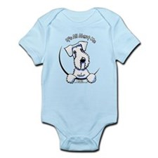 Sealyham Terrier IAAM Infant Bodysuit