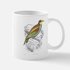 European Bee Eater Bird Mug