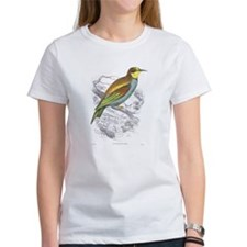 European Bee Eater Bird (Front) Tee