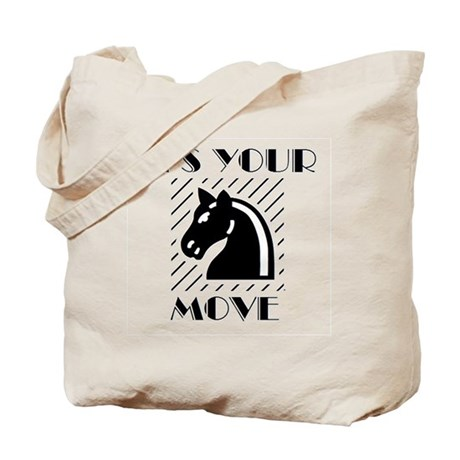 DRUMS OF CHESS™ Tote Bag