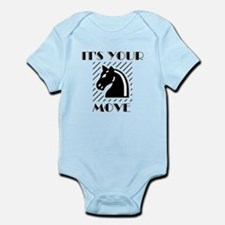 DRUMS OF CHESS™ Infant Bodysuit