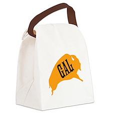 Buffalo Gal Canvas Lunch Bag