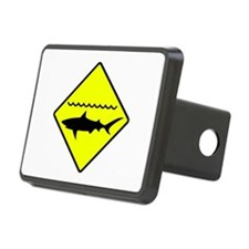 Shark Alert Hitch Cover