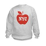 New york city skyline Crew Neck