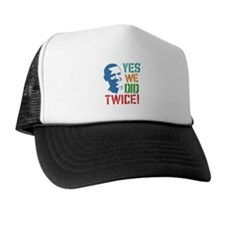 Yes We Did Twice! Hat