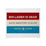 Bin Laden Dead, Auto Industry Alive Stadium Blank