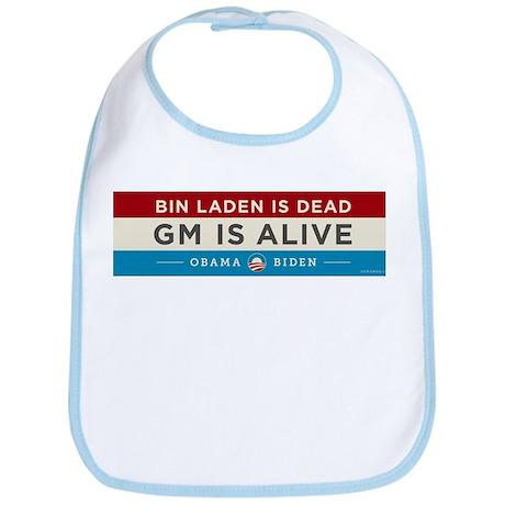 Bin Laden Dead, Auto Industry Alive Bib