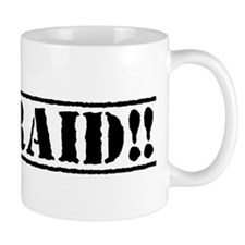 Dazed and Confused Movie Gear Air Raid Mug