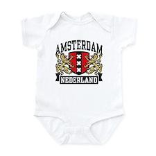 Amsterdam Nederland Infant Bodysuit