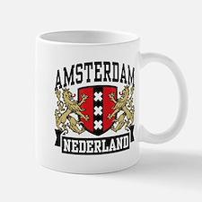Amsterdam Nederland Mug