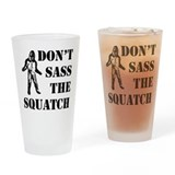 Sasquatch Pint Glasses