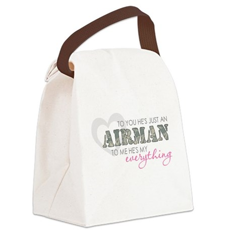 Everything 4.png Canvas Lunch Bag