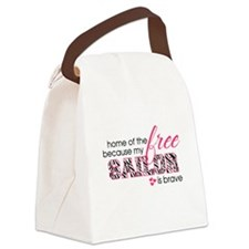 Free 4.png Canvas Lunch Bag