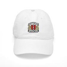 Amsterdam Netherlands Baseball Cap