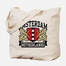 Amsterdam Netherlands Tote Bag