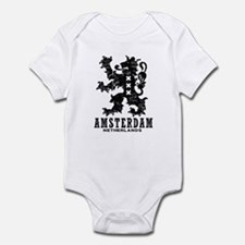Amsterdam Netherlands Infant Bodysuit