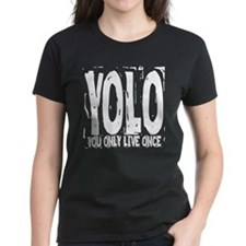 YOLO: You Only Live Once Tee