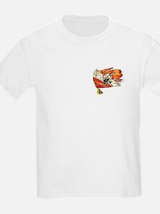 Scuba Diving Flag Skull Caribbean Kids T-Shirt