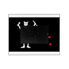 Blackbeard Flag Picture Frame