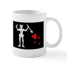 Blackbeard Flag Mug