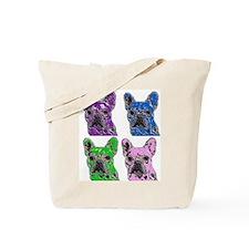 Hard Rock Ted Tote Bag