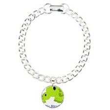 Little Brother BabyTurtle Charm Bracelet, One Char