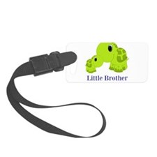 Little Brother BabyTurtle Luggage Tag