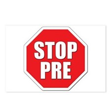 Stop Pre Prefontaine Postcards (Package of 8)