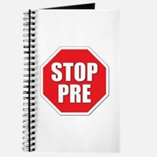 Stop Pre Prefontaine Journal