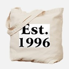 Est. 1996 Tote Bag