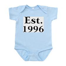 Est. 1996 Infant Creeper
