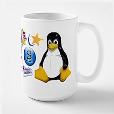 La Grosse Tasse Linux Avec Notre Ami Tux... Mugs