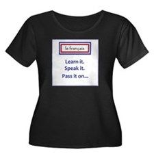 French Learn, Speak, Pass T