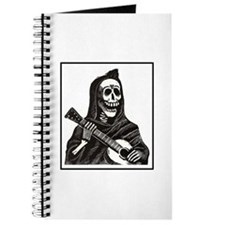 Calavera with Guitar Journal