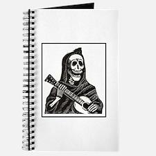 Calavera with Guitar Journal