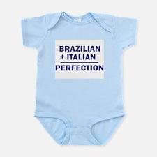 Italian + Brazilian Infant Creeper