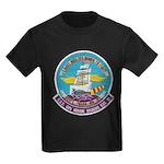 USS BON HOMME RICHARD Kids Dark T-Shirt