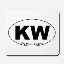 KW (Key West) Mousepad