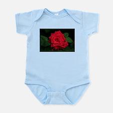 Rose, red Infant Bodysuit